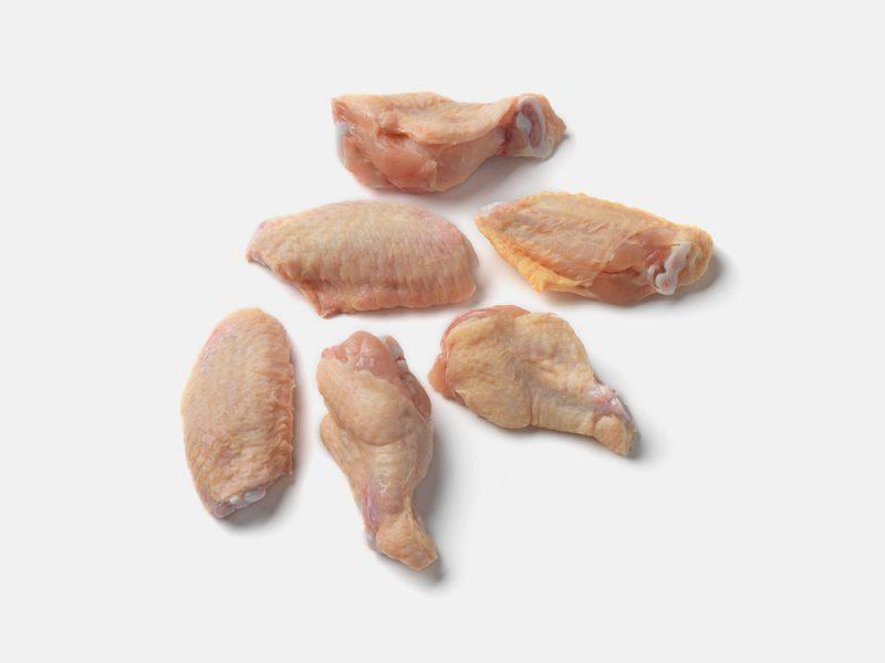 Càrnia alitas-pollo-cortadas